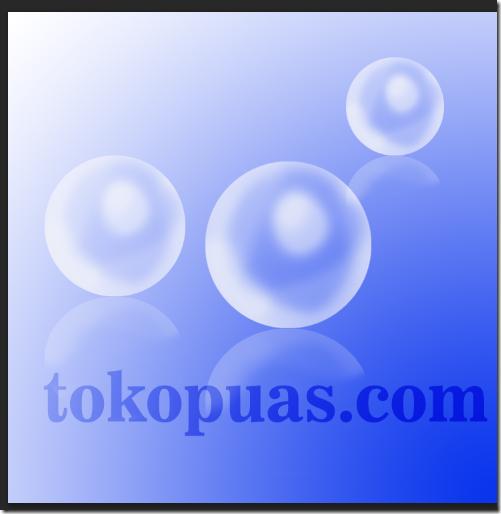 trik efek bubble photoshop sketsa efek