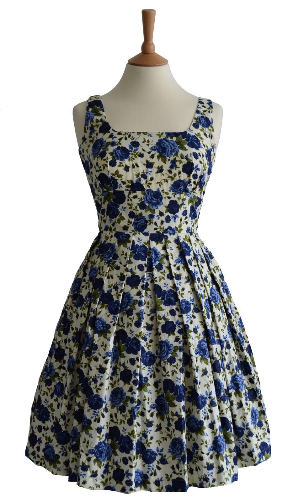 1950s Vintage Style Prom Dress