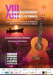 1: XIII Jornadas Internacionales de Guitarra de Valencia 2015