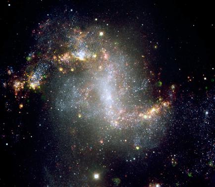 NGC 1313_ESO