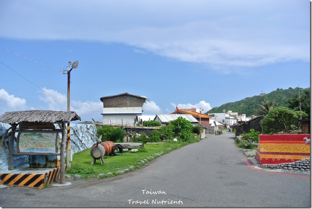 台東比西里岸 幾米彩繪村 (1)