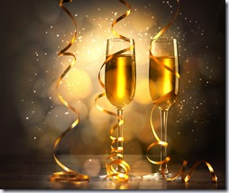 fotos y dibujos copas para brundar año nuevo (7)