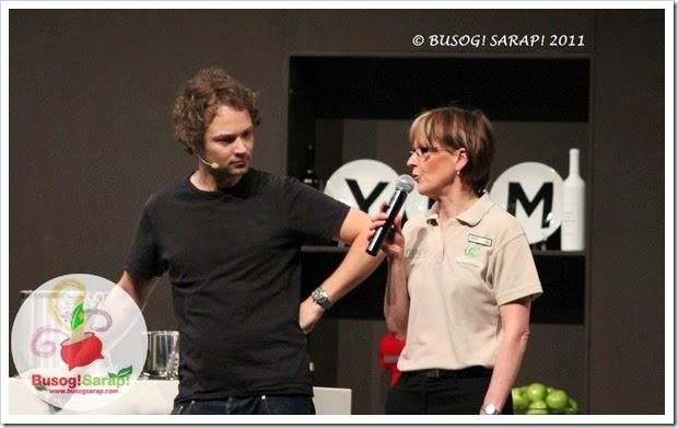 GOOD FOOD & WINE 2011 TOBIE PUTTOCK © BUSOG! SARAP! 2011