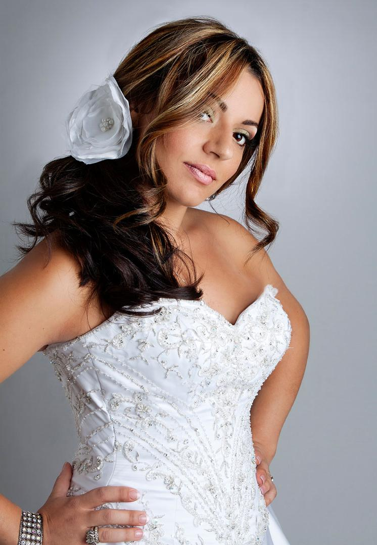 Bridal Hair and Airbrush