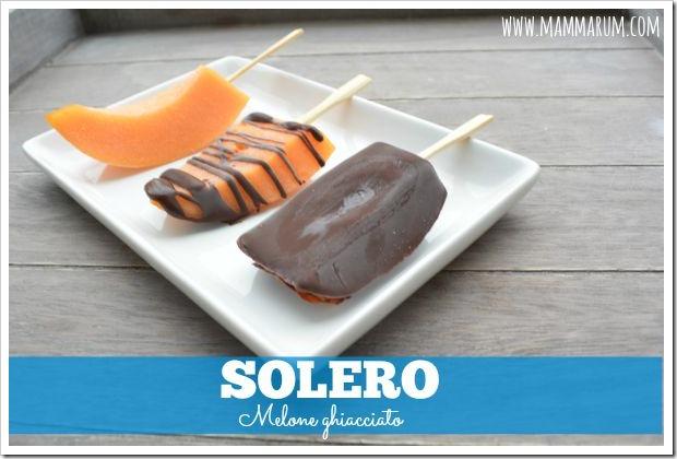 ricetta Melone ghiacciato