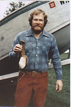 Oyster Bill Whitbeck 1976 [courtesy Oyster Bill]