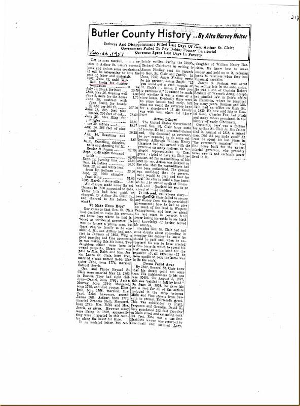 William Irwin paid  $.75  digging foundation 1802_0003