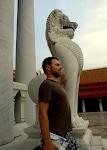 Lwu u wrót Świątyni otuchy dodać trzeba było.