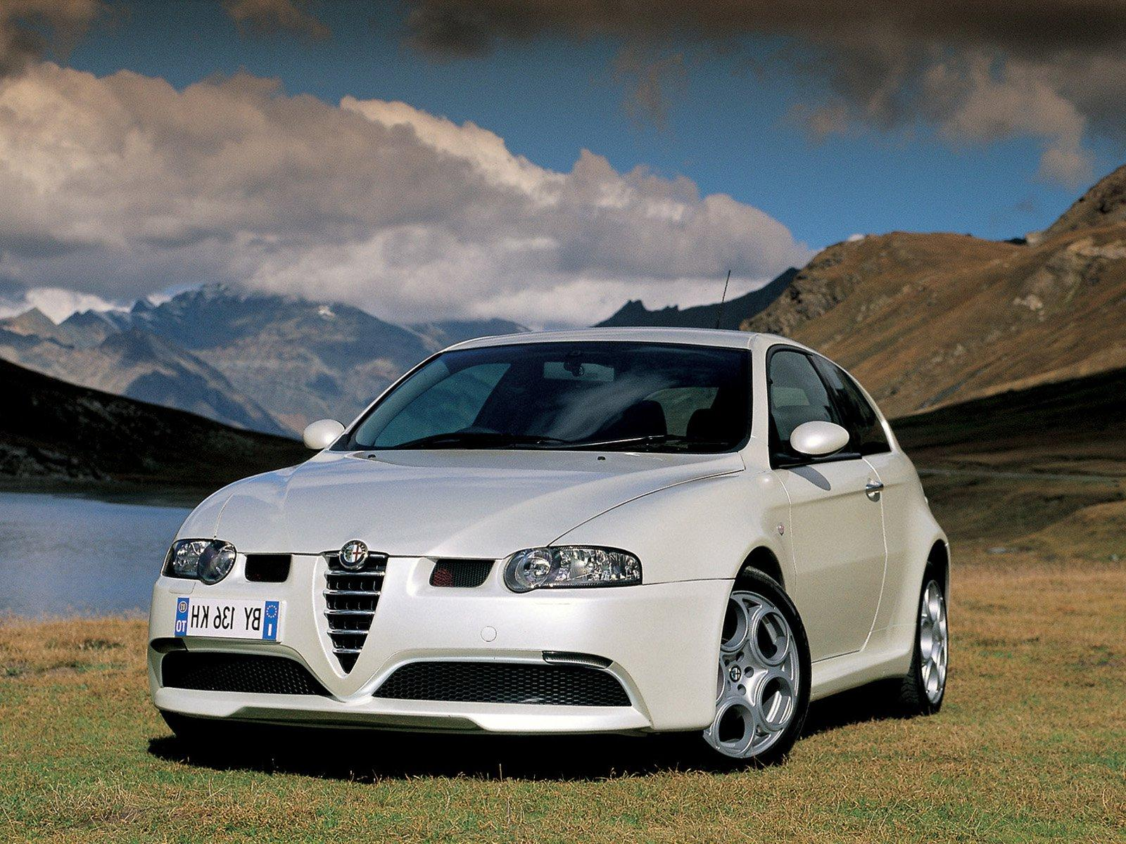 Alfa Romeo 147 GTA Wallpaper