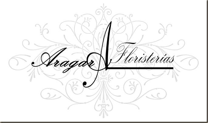 logotipo aragar floristerias alvaro abril