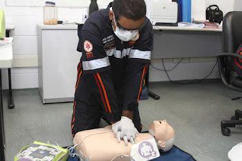 Professores treinados para primeiros-socorros