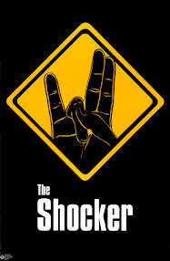 Cover of Brad P's Book The Shocker