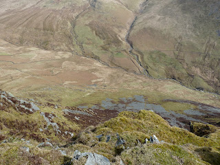 Glenderterra Beck from Lonscale Pike