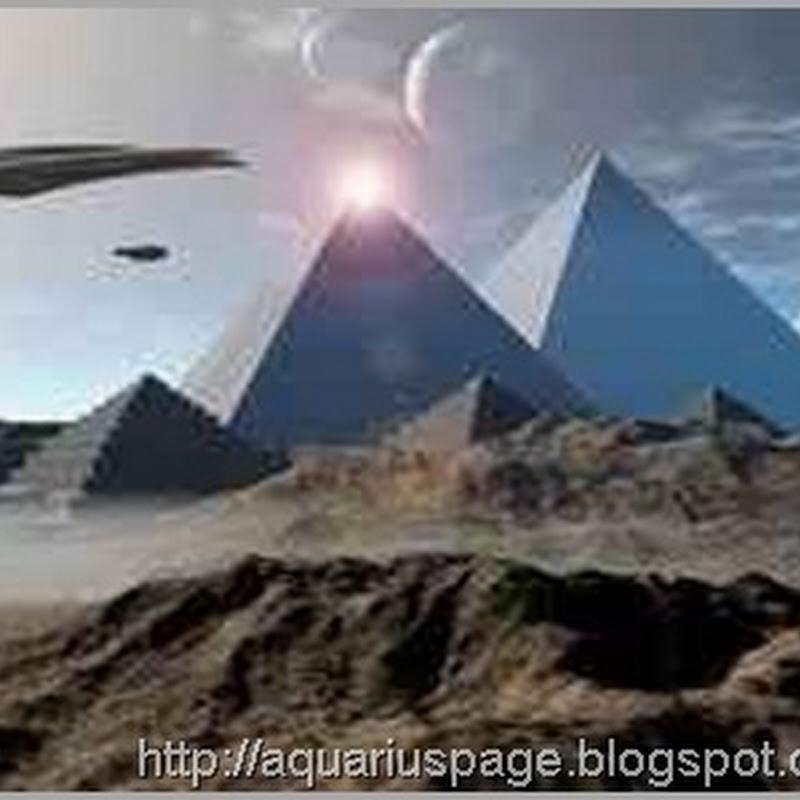 Os Egípcios não Construíram as Pirâmides ! (Provas e Evidências Alienígenas)