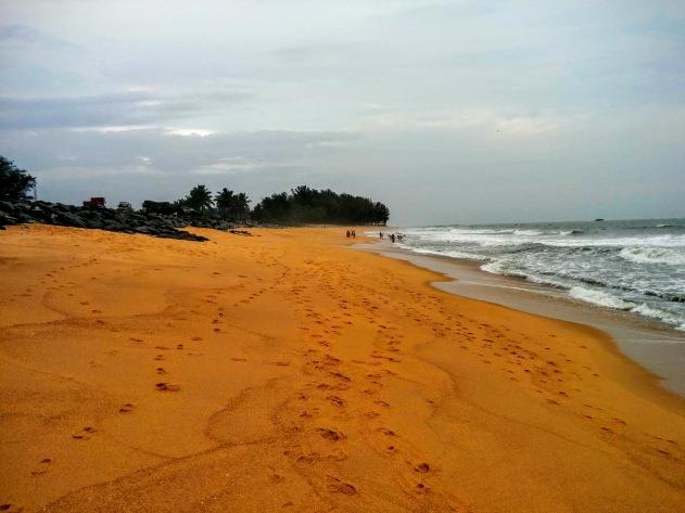 Maravanthe Beach, Karnataka