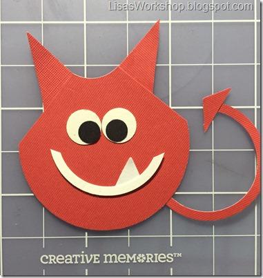 CM Halloween Blog Hop - Lisa's Workshop
