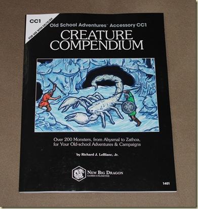 Creature Compendium
