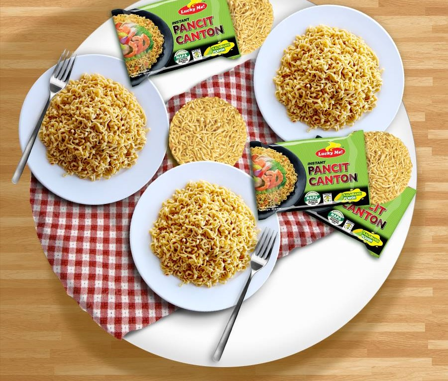 Image of Lucky Me Pancit Canton horrible taste