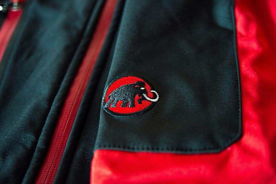 vendo chaquetas tcnicas mammut