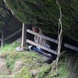 Me esguirando pela Grieta al Cielo - Pailón del Diablo - Rota das Cachoeiras -  Baños, Equador