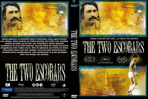 Escobar i Escobar / The Two Escobars (2010) PL.TVRip.XviD / Lektor PL