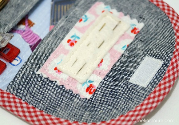 Simply Strippy Sewing Kit 1