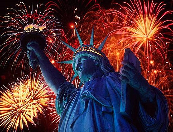 America The Beautiful Charlie Farricielli