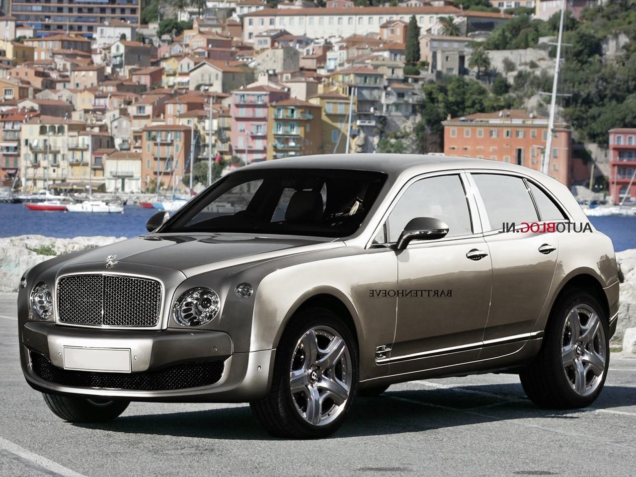 Bentley SUV krijgt V12 powerrr