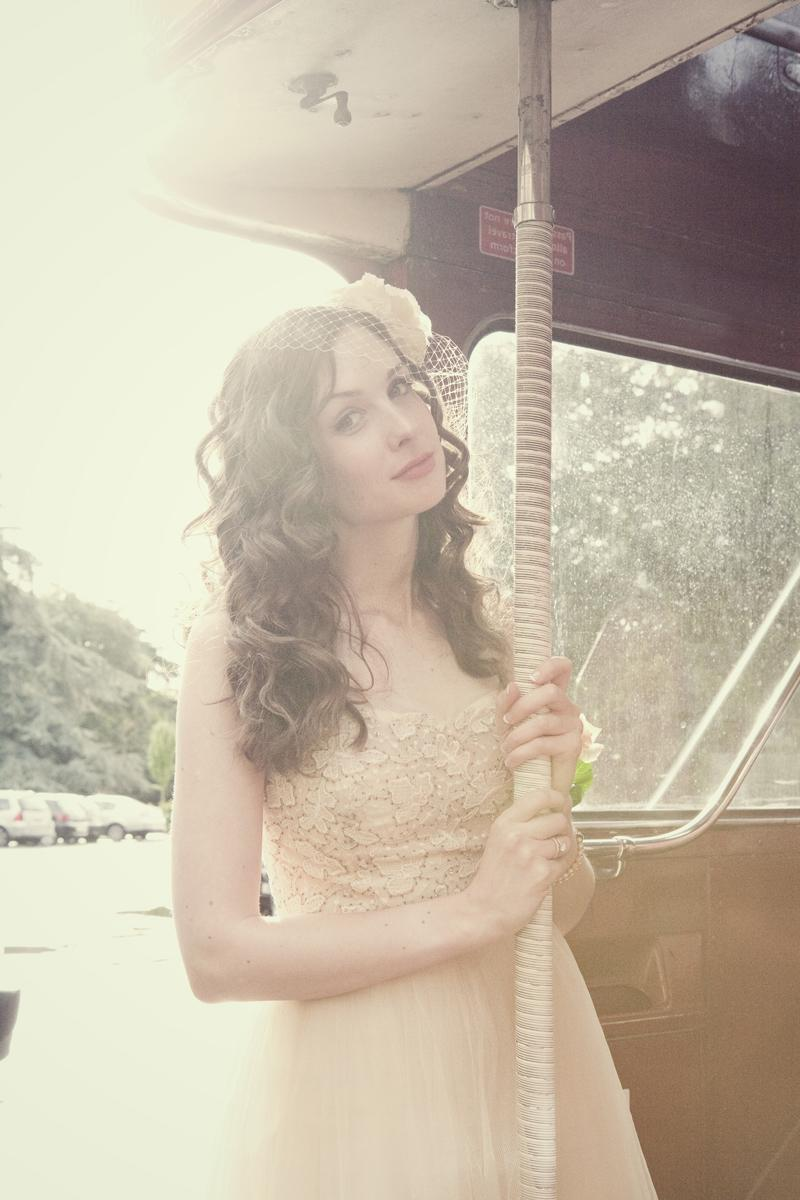A Vintage Tepee Wedding: Gemma