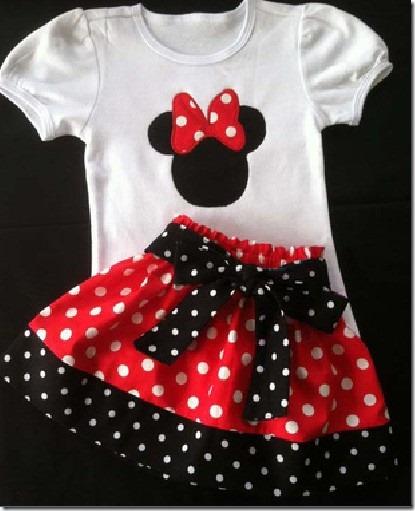 vestido minne mouse para cumpleaños (6)