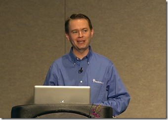 Jimmy Zimmerman presenting at RootsTech 2015