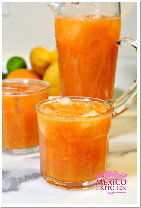 Papaya Drink | Agua Fresca