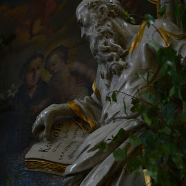 In the church... by Marie Vachulková - Buildings & Architecture Statues & Monuments