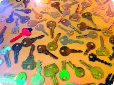Keyhole Bar