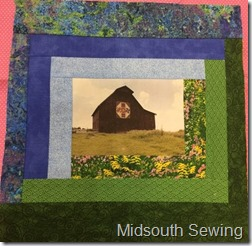 Midsouth Sewing Barn Block