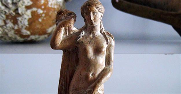 Near East: Police seize priceless 2,000 year old Aphrodite statue in Istanbul