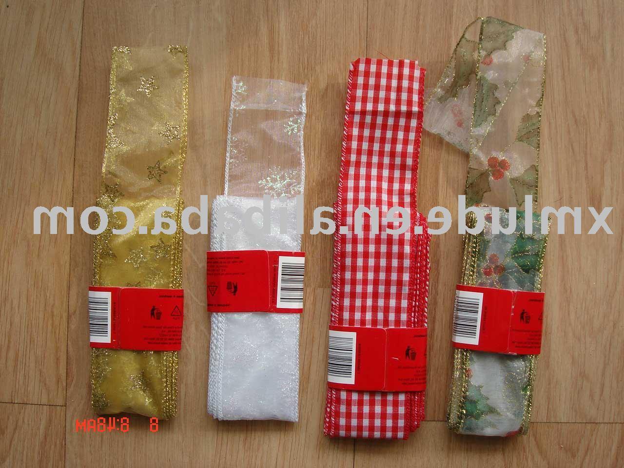 Christmas Ribbon , Christmas