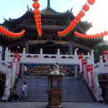 chinatown temple in Yokohama, Tokyo, Japan