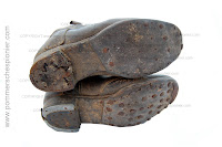 German WWI boots