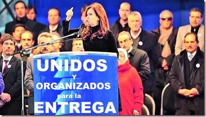 CFK - Unidos y Organizados