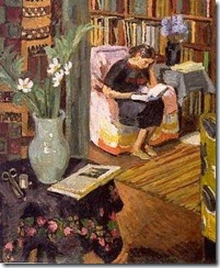 a-woman-reading-indoors-vanessa-bell