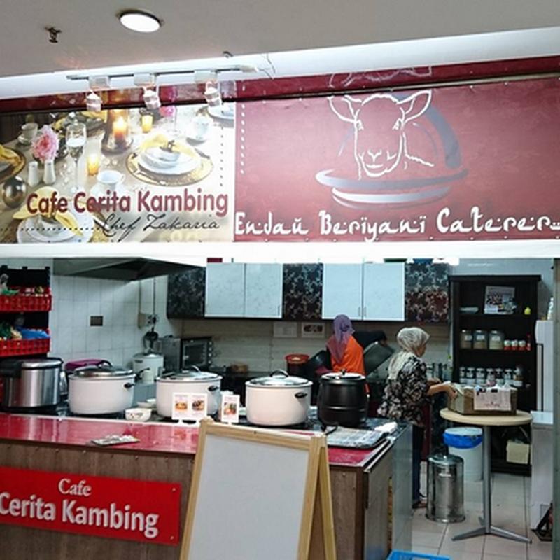 Cafe Cerita Kambing di Shah Alam !