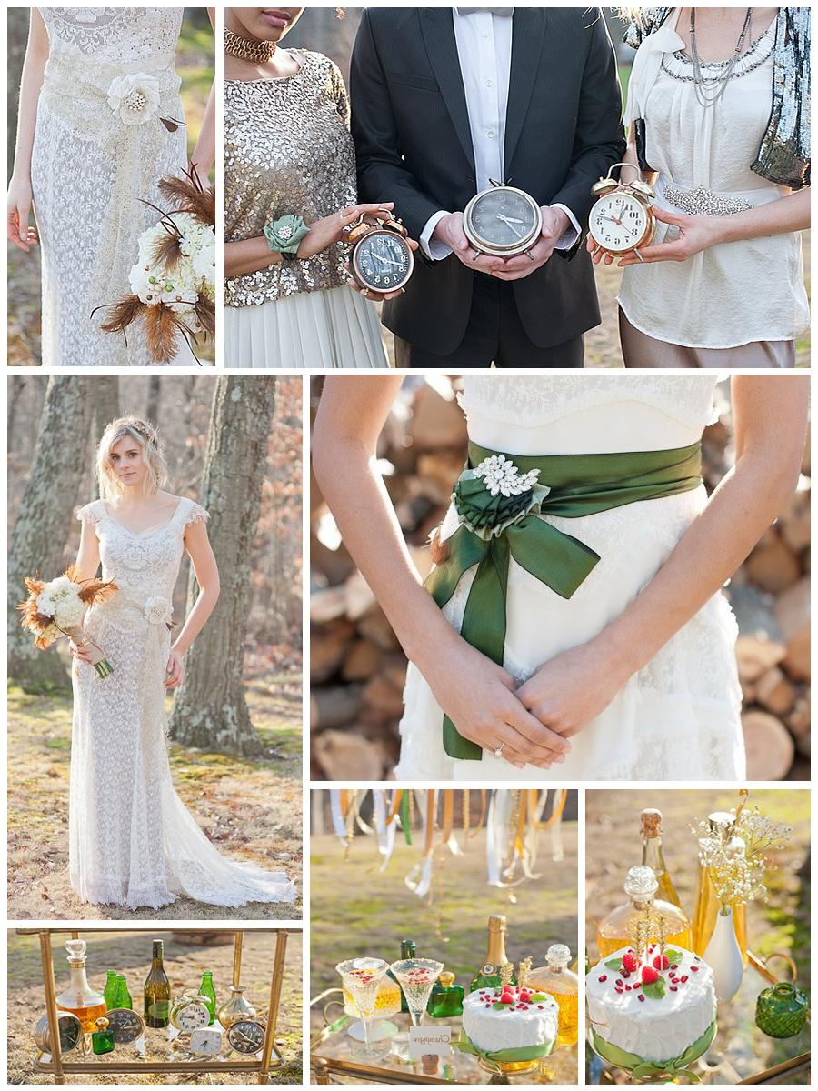 Wintery Wedding Inspiration