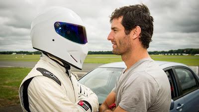 Марк Уэббер в Top Gear S20E06
