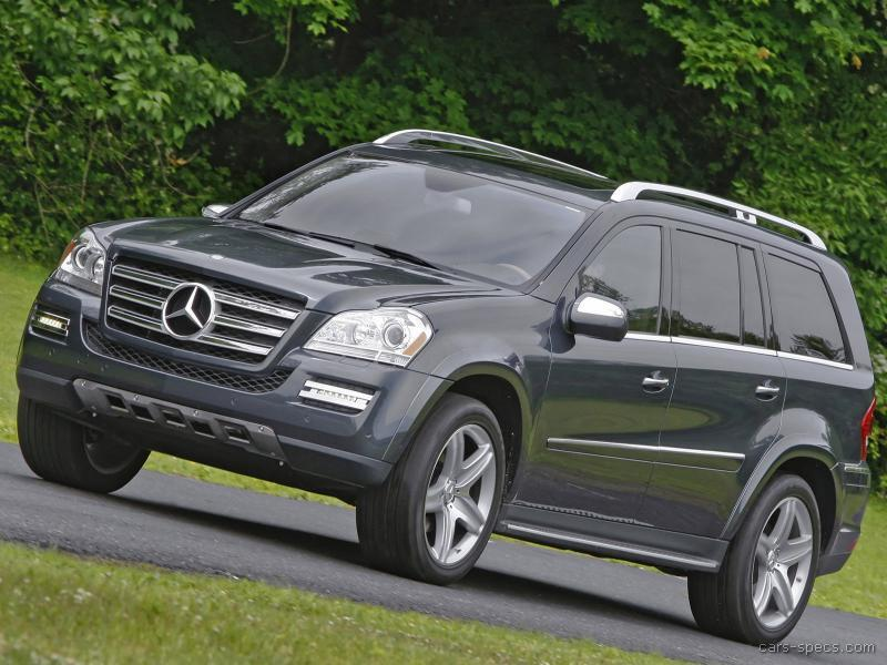 2010 mercedes benz gl class suv specifications pictures
