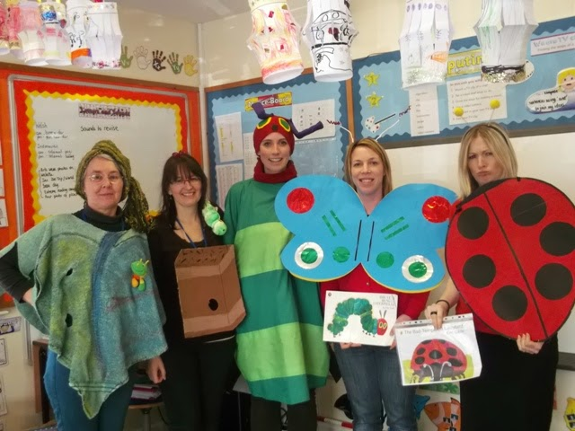 Classroom Ideas For World Book Day ~ World book day « st michael s primary school