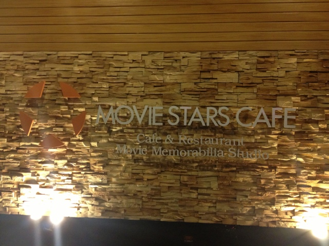 Star Movies Cafe Anne Curtis