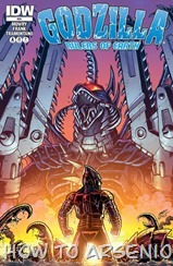 Godzilla - Rulers of Earth 24