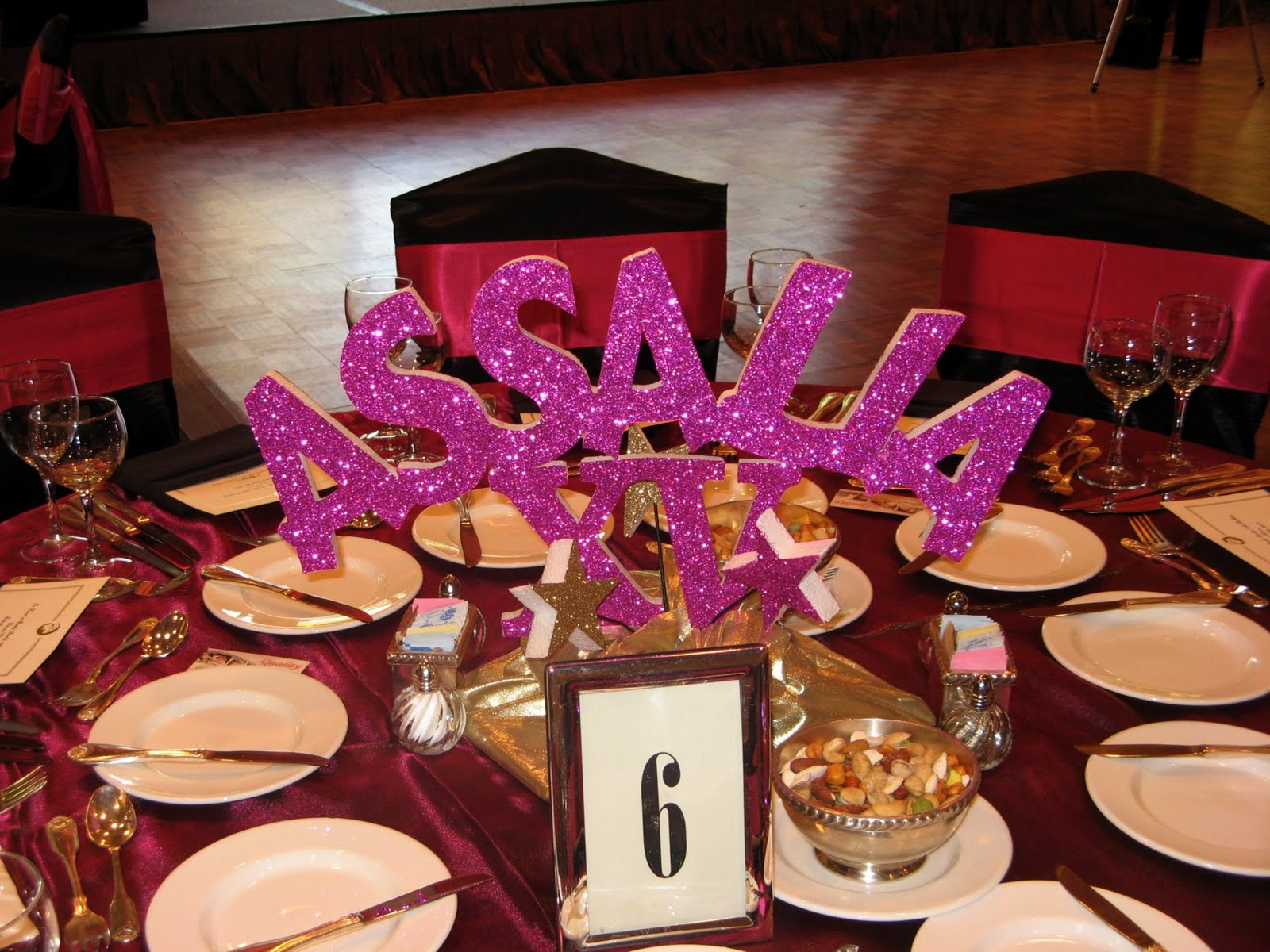 Hall Decorations For Weddings