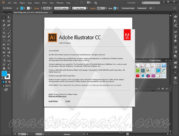 Adobe Illustrator CC 2015.2